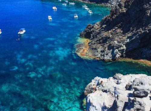 Mini Crociera in Barca a Vela a Pantelleria