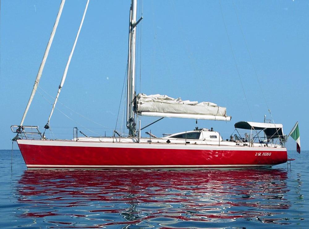 VR Yacht Oceano 54
