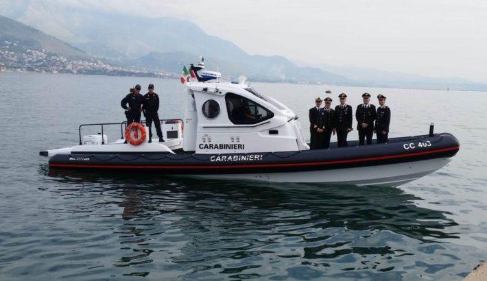 Alle Isole Egadi arriva la motovedetta per operazioni di controllo